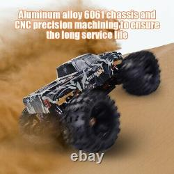 Zd Racing Mt8 Pirates3 1/8 4 Roues Motrices 90 Kmh Rc Off-road Cadre Monster Truck Car Kit